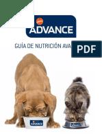 Advance Guia de Nutricion