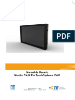 manual de monitor touch