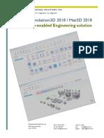 Foundation3D2018 Mat3D2018 New-Features