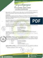 RESOLUCION DE ALCALDIA N° 036-2018-MDJ APROBAR LA CONFORMACION DEL COMITE DE RECEPCION