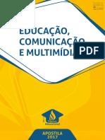 3- Apostila Educação, Comunicação e Midia
