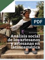 Análisis Social de Los Artesanos en Latinoamérica_Marta Turok Wallace