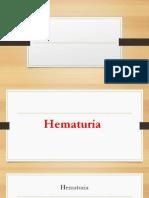 Hematuria Dan Inkonintesia Urin