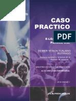 Caso Practico Unidad 2 E-learning en Parole s.a.