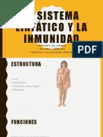 El Sistema Linfático y La Inmunidad