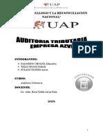 Auditoria Tributaria - Caso Practico