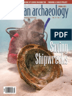 American Archaeology - Spring 2013