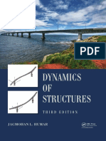 Dynamics of structures Humar