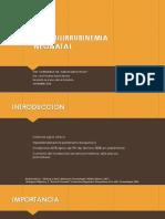 Hiperbilirubinemia Neonatal