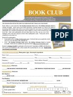 2017 Book Club