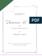 Clarinete.clarinet - Yuste, M. - Vibraciones Del Alma (Cl. P)