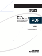 RSView ® Machine Edition™ [User's Guide Volume 1]