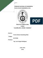 Domiciliaria Albañileria Vargas