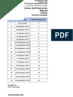 RPP KLS 8 Bab 5 Pencern Kimiawi WIWIK