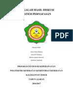 Sistem Pernafasan(1)
