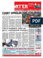 Bikol Reporter December 2 - 8, 2018 Issue