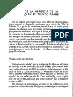 La cultura hispanoárabe en oriente y occidente - Juan Vernet