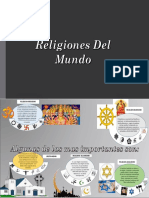 Algunas Religiones