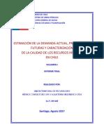 Informe Final Vol i.pdf Demanda de Agua Mop Volumen i