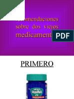 Medicinas antiguas