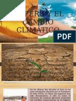 El Perú y El Cambio Climático