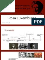 Cronologia Rosa
