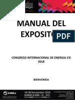 Manual Cie 2018
