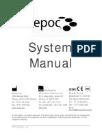 51011600 v00 Epoc System Manual En