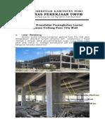 6___Evaluasi Peningkatan Lantai Bangunan Poso City Mall