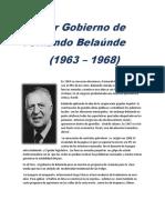 Belaunde