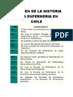 RESUMEN DE LA HISTORIA DE LA ENFERMERIA EN CHILE.docx