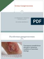 Pioderma Gangrenosum