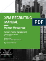recruiting manual
