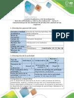 Guía de actividades y rúbrica de evaluación - Tarea 3 - Características de los sistemas de producción animal en las regiones.docx