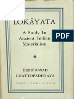 Lokayata A Study in Ancient Indian Materialism - Debiprasad Chattopadhyaya.pdf
