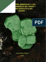 Curie, Radium, Minerals