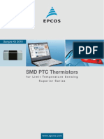 SMD 20PTC 20Thermistors-525317