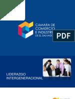 Liderazgo Intergeneracional 2019