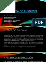 Planta de Biodiesel 2