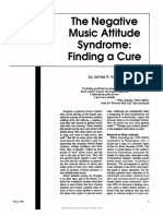 The Negative Music