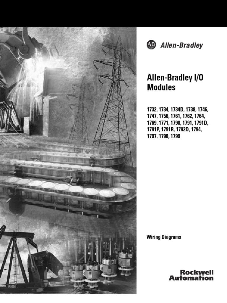 Allen Bradley Limit Switch Wiring Diagram