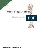 K-1 Pengantar Biomol