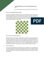instructivo ajedrez