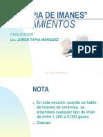Tratamiento Imanes - Jorge Tapia -Edoc Site 197