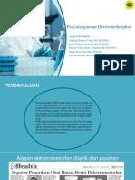 penyalahgunaan dextrometorphan