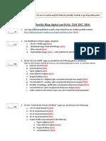 semester 1 final weebly checklist ap 3d 2018