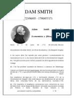 Adam Smith Biografía
