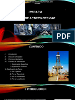 Unidad 2 Ciclo de Actividades e&p