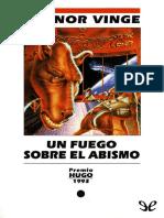 Un Fuego Sobre el Abismo - Vernor Vinge.pdf