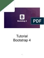 Bootstrap 4 tutorial.pdf